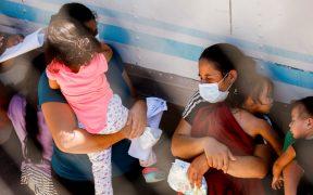 EU comienza a deportar a migrantes a México para evitar su reingreso al país