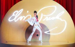 Barbie celebra a Elvis Presley con una muñeca coleccionable