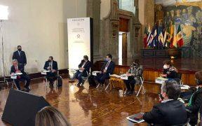 SEP analiza regreso a clases presenciales con autoridades educativas del país