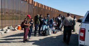"""EU expulsó a más de 200 mil migrantes en julio mediante la """"deportación acelerada"""" mexicanos"""