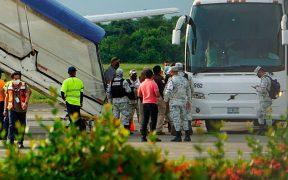 Víctimas de violencia, más de 6 mil migrantes expulsados por el gobierno de Biden