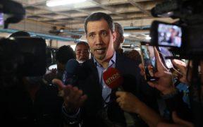 """Guaidó pide un acuerdo para Venezuela porque el país """"merece una solución"""""""