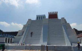 La maqueta de México Tenochtitlán estará abierta hasta el 1 de septiembre; conoce los horarios del espectáculo de luces