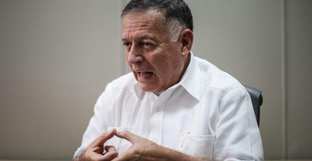 """Diálogo de gobierno de Venezuela y oposición """"es esperanzador"""": embajador venezolano"""