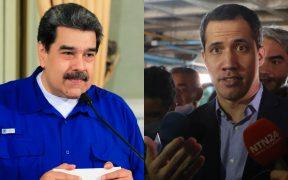 """Maduro saluda firma de memorándum con oposición; """"Se profundizará conflicto"""" si no hay acuerdo, advierte Guaidó"""