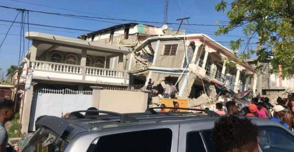 Un terremoto de 7 grados sacude la costa de Haití