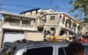 Cruz Roja instala corredor humanitario para Haití tras terremoto