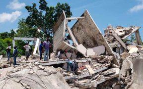 AMLO ordena preparar ayuda para enviar a Haití tras terremoto