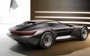 Conoce el Audi Skysphere Concept, la visión del lujo eléctrico y futurista de Audi