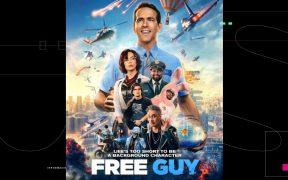 Pese a menor audiencia, 'Free Guy' dominó la taquilla con 28.4 millones en Estados Unidos