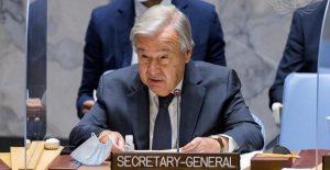 ONU estudia exigir prueba de vacunación a presidentes y asistentes a la Asamblea General