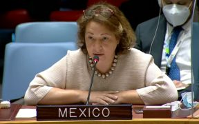 México rechaza violaciones de derechos humanos del talibán en Afganistán