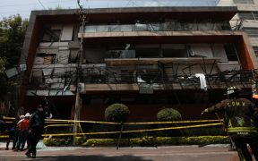 FGJ-CDMX inicia investigación por homicidio culposo tras explosión en la BJ