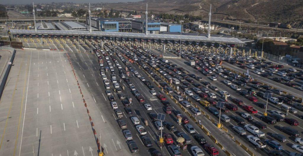 """Apertura total de frontera norte """"no será en el corto plazo"""", asegura Ebrard"""