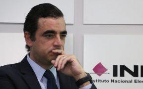 Patricio Ballados renuncia como director de Prerrogativas y Partidos del INE