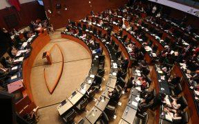 Senado pone freno a discusión de la ley de juicio político