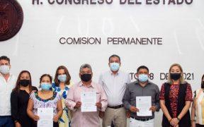 Congreso de Chiapas designa nuevo consejo municipal en Pantelhó; acepta renuncia de la alcaldesa