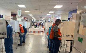 """Secretaría del Trabajo presume votación """"sin incidentes"""" en General Motors"""