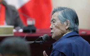 Perú busca juzgar a Fujimori por venta de armas a las FARC