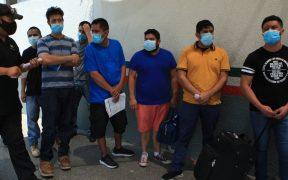 CNDH pide medidas en favor de migrantes deportados de EU a México