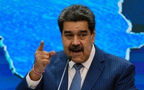 """Con Guaidó, """"EU se buscó un pelele para que hiciera de títere"""", acusa Maduro en el marco del diálogo con la oposición en México"""
