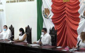 Congreso de Tabasco aprueba la reducción de seis diputados plurinominales