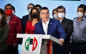 """Recuento de votos dará certeza en la elección de la gubernatura de Campeche, sostiene Alejandro """"Alito"""" Moreno"""
