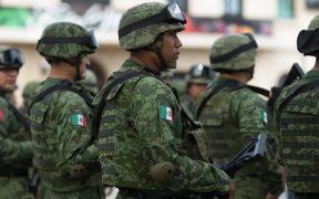 Se enfrentan civiles armados e integrantes de la Sedena en Tangamandapio, Michoacán; hay siete muertos y un detenido