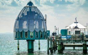 Descubre los elevadores submarinos en el Mar Báltico