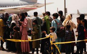 Pentágono solicita 18 aviones comerciales para reubicar a afganos evacuados de Kabul