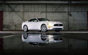 Ford lanza la edición especial Mustang Ice White Edition; limitada a mil 500 unidades
