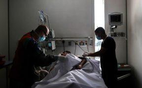 México supera las 253 mil muertes por Covid-19