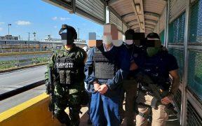 EU entrega a las autoridades mexicanas a Eduardo Arellano Félix, exlíder del Cártel de Tijuana
