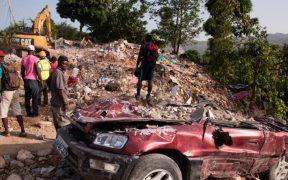 Haití pide a los Topos mexicanos dejar las labores de rescate tras el terremoto