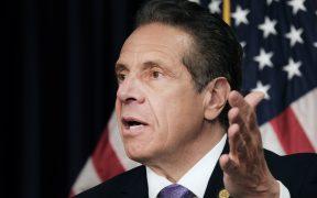 Cuomo arremete contra Fiscalía, políticos y prensa, previo a dejar el cargo como gobernador de NY