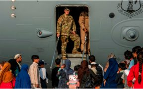 Han salido 63 mil 900 personas de Afganistán; 21 mil en las últimas 24 horas, informa Casa Blanca