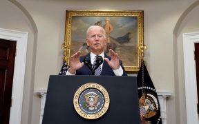 Biden destaca negociación del T-MEC y diálogos sobre migración en mensaje a AMLO por Independencia de México