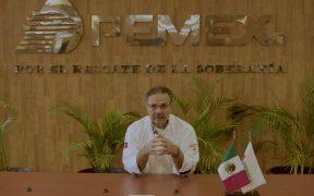Pemex revela hallazgo de posibles restos de desaparecidos tras incendio en plataforma de Campeche