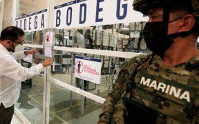 TEPJF informa que terminó entrega de paquetes electorales para recuento de votos en Campeche