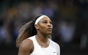 Serena Williams cumplirá 40 años en septiembre. (Foto: AP).