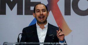 Comisión de elección del PAN aprueba registro de Marko Cortés como candidato único a la dirigencia nacional