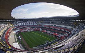 La Selección Mexicana enfrentará a Jamaica sin aficionados en el Estadio Azteca. (Foto: Mexsport).