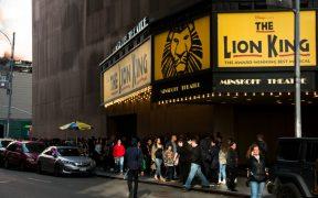 'El Rey León' y 'Aladín' regresan para el renacimiento de Broadway tras la pandemia