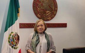 Comisión Permanente ratifica a Lilia Rossbach como embajadora de México en Argentina