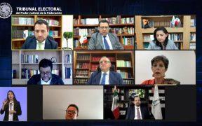 TEPJF emplaza al Congreso a emitir ley secundaria de revocación de mandato
