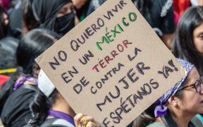 En CDMX, bajan un 24% los feminicidios en 2021 respecto al 2020; se registran 35