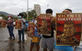 CNDH condena desaparición del activista Vicente Suástegui en Guerrero