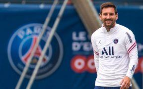 Messi aún no debuta con el PSG, pero ya conoce a sus rivales en la Champions. (Foto: EFE).