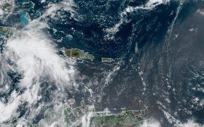 Se forma novena depresión tropical en el Caribe; prevén que se convierta en tormenta tropical