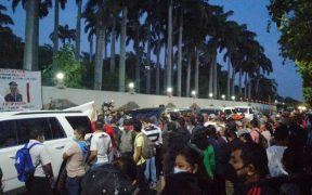 """""""AMLO es un mentiroso y nos está provocando"""", afirma CNTE en Chiapas tras días de bloqueos al presidente"""